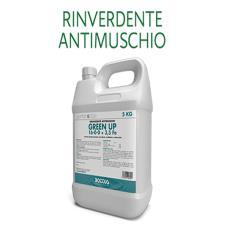 Concime Rinverdente Green Up Bottos 5lt