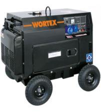 Generatore Wortex HW 8000 3E ATS