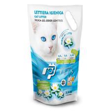 Lettiera In Silice Fiori Di Loto Professional Pets 2,5Kg