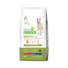Mangime Cane Trainer Fitness3 Adult MediumMaxi Coniglio 3kg