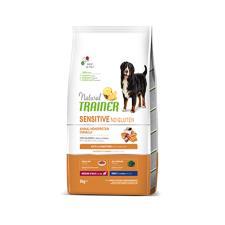 Mangime Cane Trainer Fitness3 Adult MediumMaxi Salmone 3kg
