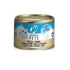Mangime Gatto Professional Pets Pollo Tonno 70gr