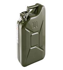 Tanica Carburanti in Acciaio Lt.10