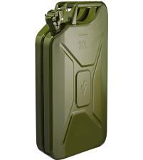 Tanica Carburanti in Acciaio Lt.20